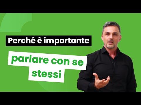 Perché devi saper gestire il tuo autodialogo | Filippo Ongaro