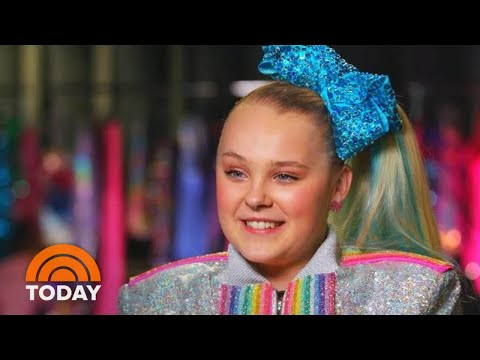 JoJo Siwa Dishes On Her Fans, Her Future And Social Media | TODAY