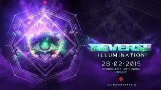 Reverze 2015 Illumination - Raw Hardstyle - Goosebumpers #FM44