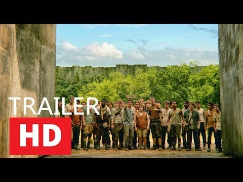 Download The Maze Runner Official Trailer #1 2014 Dylan O'Brien Dystopian Movie HD