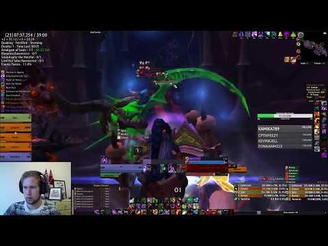 Worlds Worst BrH+23 In Time | Affliction Warlock