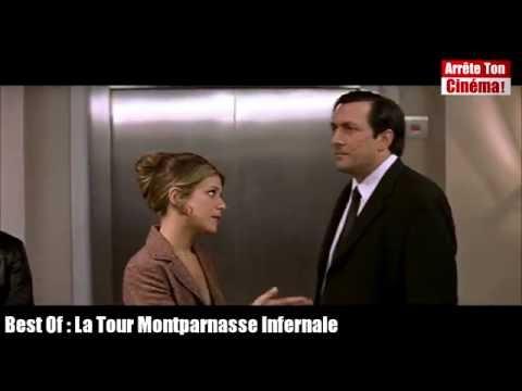 La Tour Montparnasse Infernale Marina fois, moi je vais faire équipe avec Mireille Mathieu