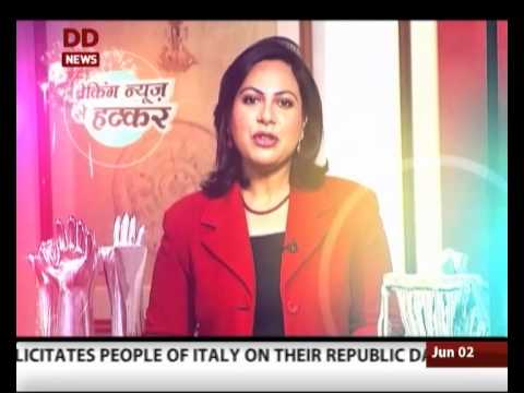 Interview with Water Resources Minister Uma Bharati