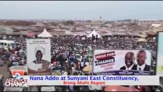NPP - Here is a video of my tour of the Sunyani East constituency