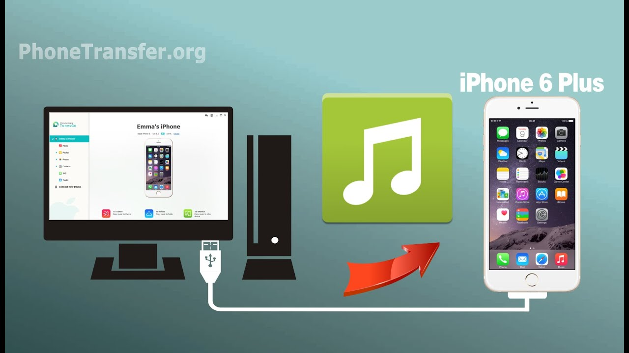 How To Import Music From Iphone To Laptop