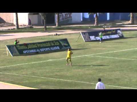 Sport Victoria 3 d san alejandro 1 1er gol C  Sanchez