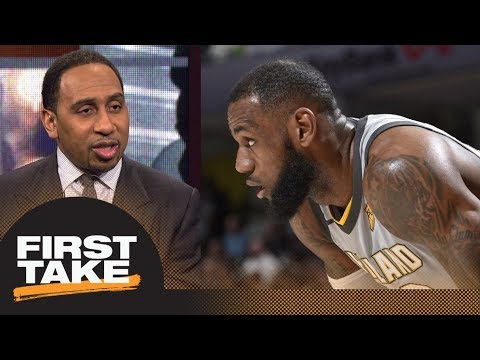 Stephen A. Smith on Cavaliers' trades: These new players are all drama-free   First Take   ESPN