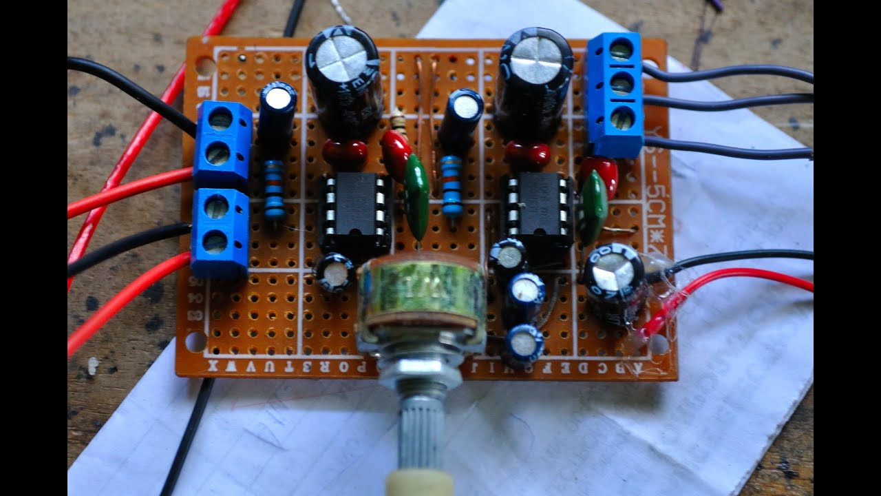 how to build an amplifier Amplifiers, explained with the minimum of maths amplifier design, amplifier classes a to h, nfb, circuits, power amplifiers, op amps.