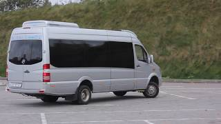 Бус Моторс (Bus Motors) MB Sprinter 4x4 Tourist Luxury(, 2017-06-01T14:52:01.000Z)