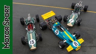 Being Jack: Brabham Track Test