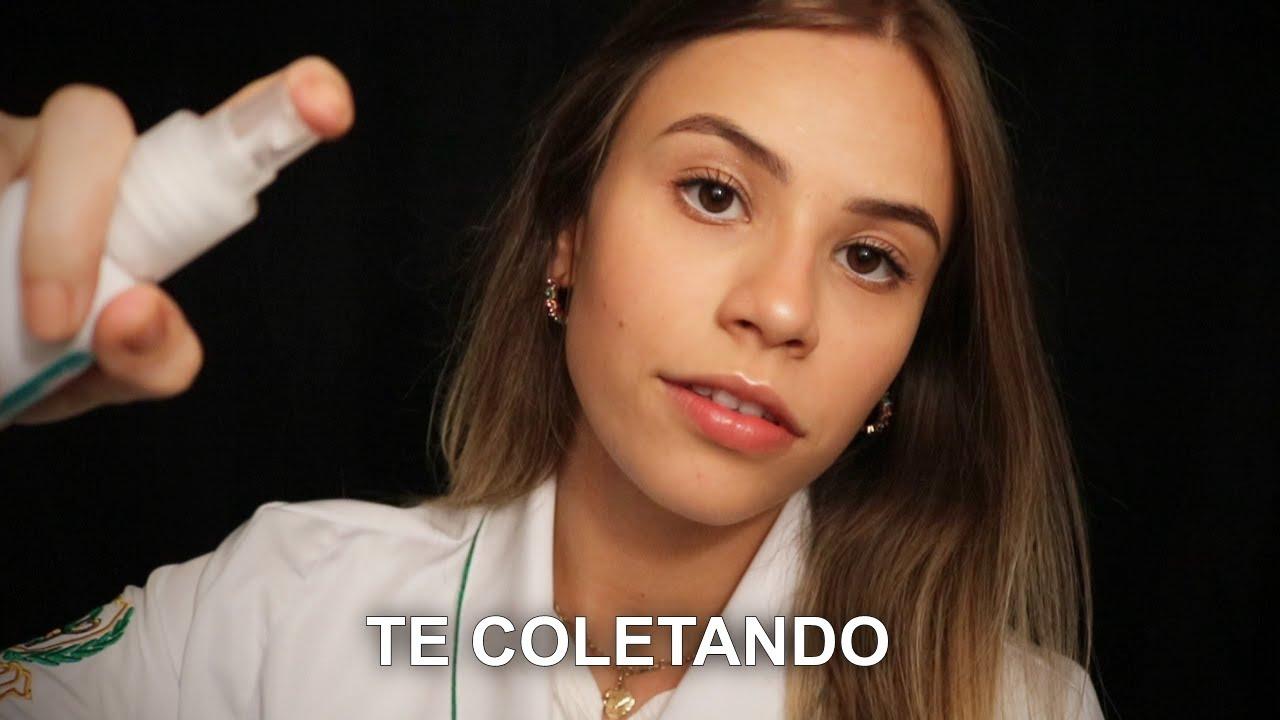 ASMR Doutora Gaúcha te REPLICANDO