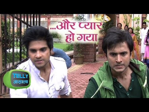 OMG Abhas Fights For Raj And Avni In Aur...