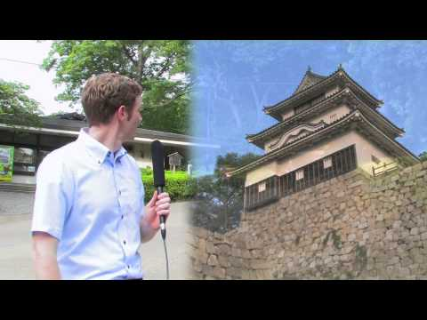 Exploring Marugame Castle (Japan)