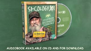 Si Robertson on recording his audiobook SI-COLOGY 1