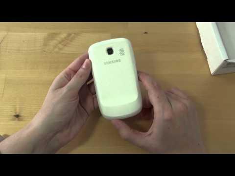 Samsung S3850 Corby II Test Erster Eindruck
