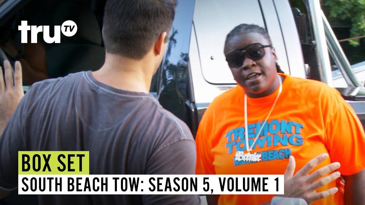 Download South Beach Tow | Season 5 Box Set: Volume 1 | Watch FULL EPISODES | truTV