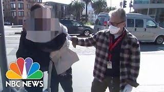 Inside Look At Street Crisis Team In SF Making Strides Toward Police Reform | NBC News NOW