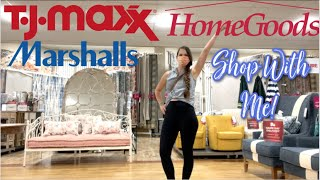 Stupendous Shopping Extravaganza!  What's New at HomeGoods, TJ Maxx, & Marshalls May 2021!