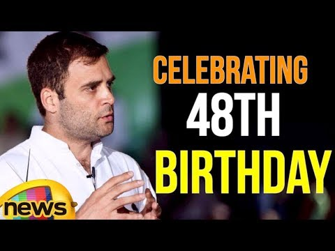 Rahul Gandhi Birthday Special Video   #RahulGandhiBirthday   Mango News