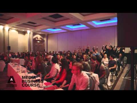Advertising Association's Media Business Course: 2014 highlights