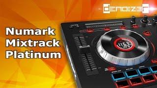 Numark Mixtrack Platinum unboxing revisado review en español