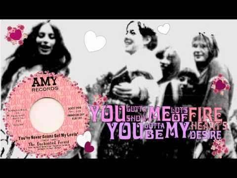 The Enchanted Forest - You're Never Gonna Get My Lovin' (1967)