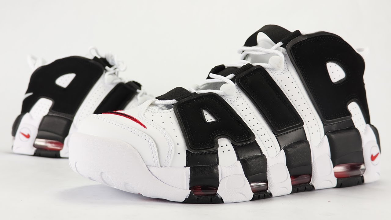 58146b94a253 Nike Air More Uptempo Scottie Pippen PE Review + On Feet - YouTube