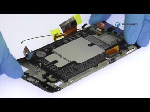HTC 10 Take Apart Repair Guide - RepairsUniverse