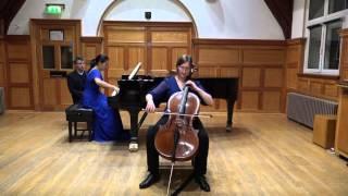 Cello Sonata No.3, Op.69,  A Major, Beethoven