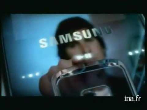 Samsung SGH-E900 - Publicité