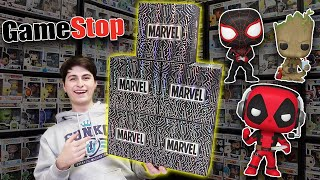 Unboxing 5 Black Friday Marvel Funko Mystery Boxes!