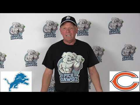 Chicago Bears vs Detroit Lions 11/10/19 NFL Prediction and Pick Week 10 NFL Betting Tips