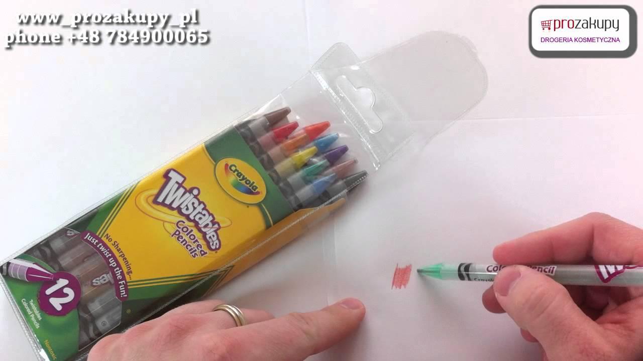 crayola 12 twistables colored pencils - Crayola Colored Pencils Twistables