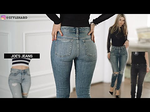 MOST FLATTERING JEANS