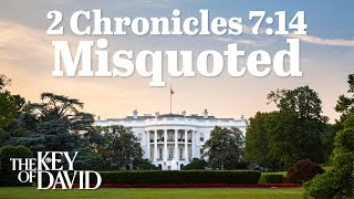 2 Chronicles 7:14 Misquoted