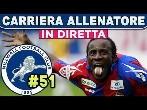 🔴 ULTIMO CALCIOMERCATO IN DIRETTA [#51] FIFA 19 Carriera Allenatore MILLWALL ★ ULTIMATE