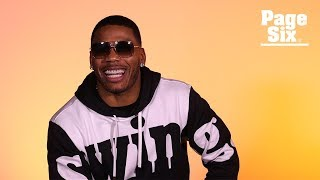 Nelly dishes on male rompers, fidget spinners and Snapchat | Page Six