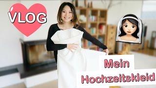 Mein HOCHZEITSKLEID | Baby Beikost Fingerfood Stillen | Krabbeln lernen | Mama Vlog | Mamiseelen