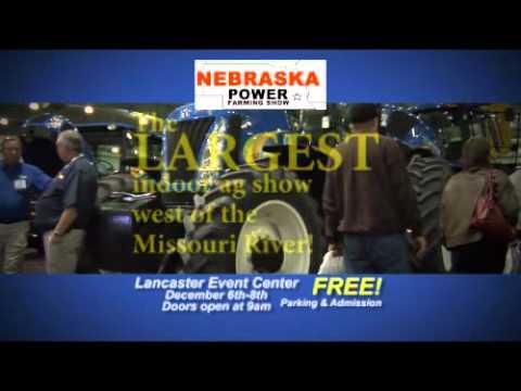 2011 Nebraska Power Farming Show - 30 sec Commercial