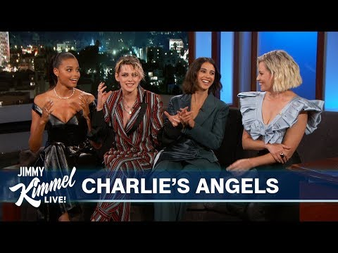 Charlies Angels on Being Cast & Meeting Each Other