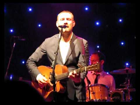 David Gray - Chastain Park - Atlanta, GA - August 23, 2010