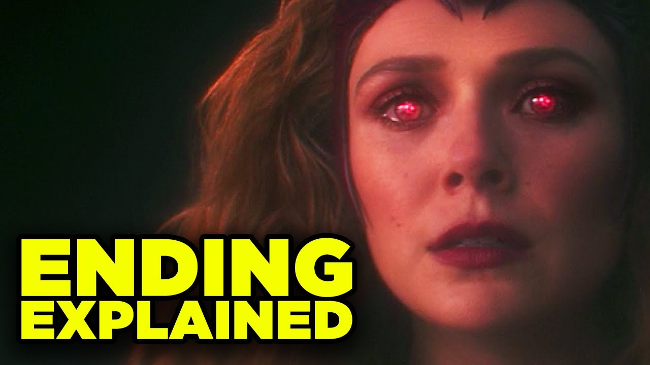 WandaVision season finale recap: Marvel show's episode 9 brings ...