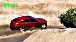 GTA 5 / BMW X6 M / Вырезка из чужого видео \(Обрезки из видео взяты: https://www.youtube.com/channel/UCCbFO3533XTHlm5JmOKYccg., 2015-12-29T18:05:32.000Z)