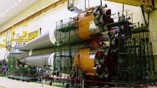Чуть больше недели осталось до старта на МКС участников проекта Первого канала и Роскосмоса \