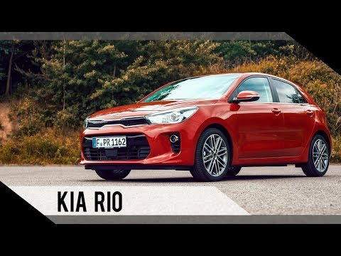 Kia Rio   2018   Test   Review   Fahrbericht   MotorWoche