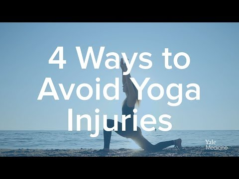 How To Prevent Yoga Injuries