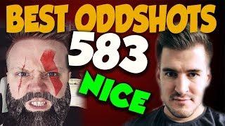 MINISE IQ 200 PLAYS #583 Najlepsze oddshoty - IZAK, GRABAgra - Kinguin z Tazem wymiata ?