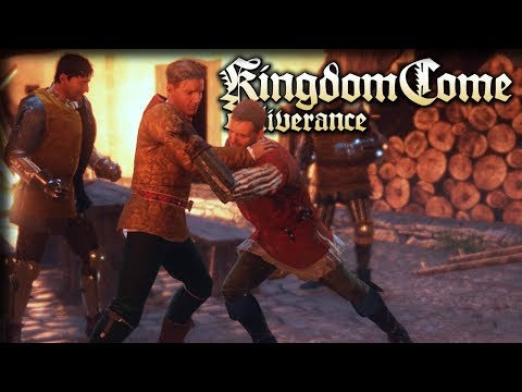 Keeping the Peace – Kingdom Come: Deliverance Gameplay – Let's Play Part 8