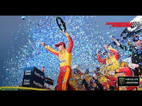 Jeff Kent - WATCH:  Great finish at Martinsville!