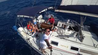 Ru-Sailing обучение Bareboat Skipper сентябрь 2018